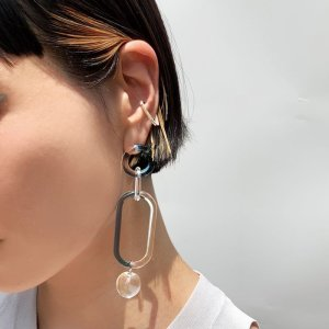 画像4: Suncatcher Earrings - TwoTone -